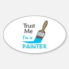 IM A PAINTER Decal