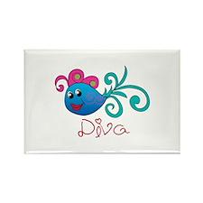 DIVA FISH Magnets