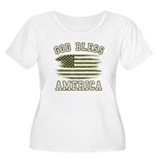 God bless Ame T-Shirt