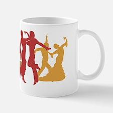 Colorful Flamenco Dancers Mug