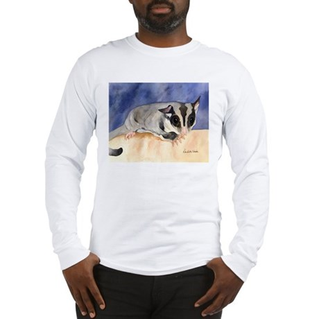 Sugar Glider Long Sleeve T-Shirt