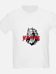MUSTANG MASCOT T-Shirt