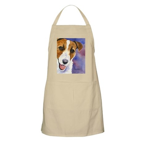 Jack Russell BBQ Apron