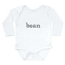 Bean Long Sleeve Onesie Body Suit
