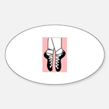 IRISH DANCE SHOES Decal