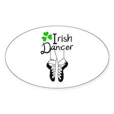 IRISH DANCER Decal
