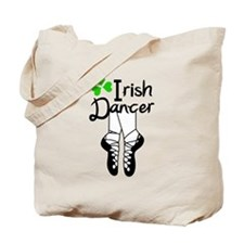 IRISH DANCER Tote Bag