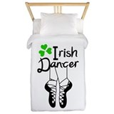 Irish dance Twin Duvet Covers