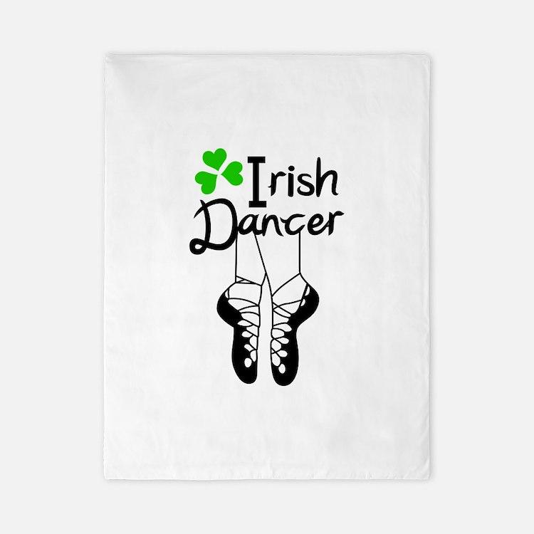 IRISH DANCER Twin Duvet