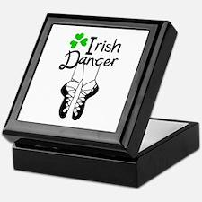 IRISH DANCER Keepsake Box