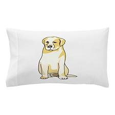 LABRADOR PUPPY Pillow Case