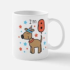 I'm 8 Mug