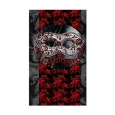 Harvest Moons Masquerade Mask Decal