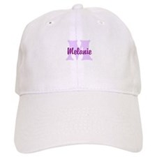 CUSTOM Lilac Purple Monogram Baseball Baseball Cap