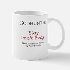Godhunter Slogan Mugs