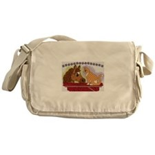 Unique Animal crossing Messenger Bag