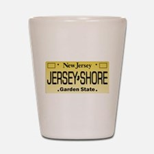 Jersey Shore Tag Giftware Shot Glass