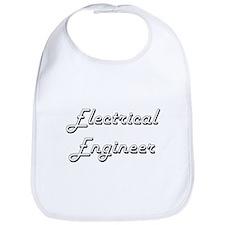 Electrical Engineer Classic Job Design Bib