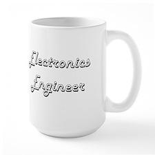 Electronics Engineer Classic Job Design Mugs