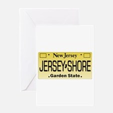 Jersey Shore Tag Giftware Greeting Cards