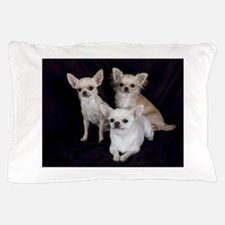 Adorable Chihuahuas Pillow Case