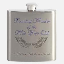 Mile High Club Flask