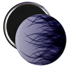 Abstract Grass Design Magnet