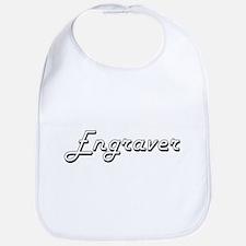 Engraver Classic Job Design Bib