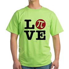 Love Pi T-Shirt
