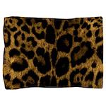 Jaguar Print Pillow Sham