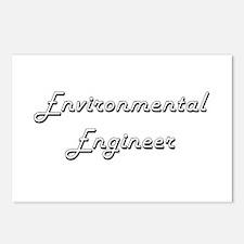 Environmental Engineer Cl Postcards (Package of 8)