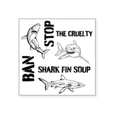 Stop The Cruelty Sticker