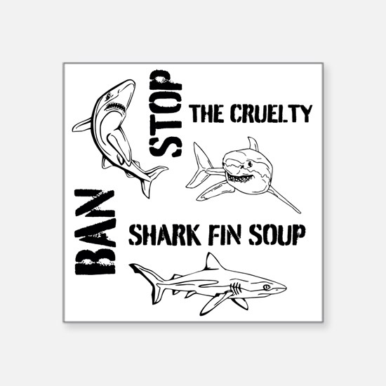 Stop The Cruelty Sticker