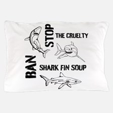 Stop The Cruelty Pillow Case