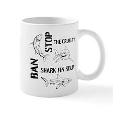 Stop The Cruelty Mugs