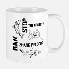 Stop The Cruelty Mugs