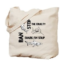 Stop The Cruelty Tote Bag