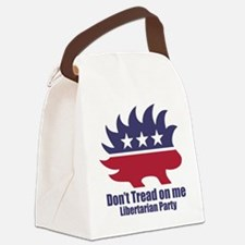 Libertarian Party Canvas Lunch Bag