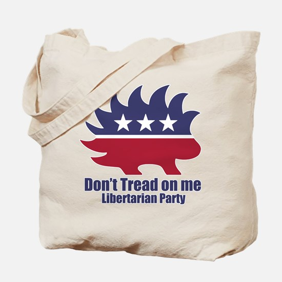 Libertarian Party Tote Bag