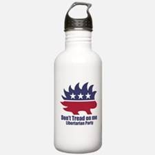 Libertarian Party Sports Water Bottle