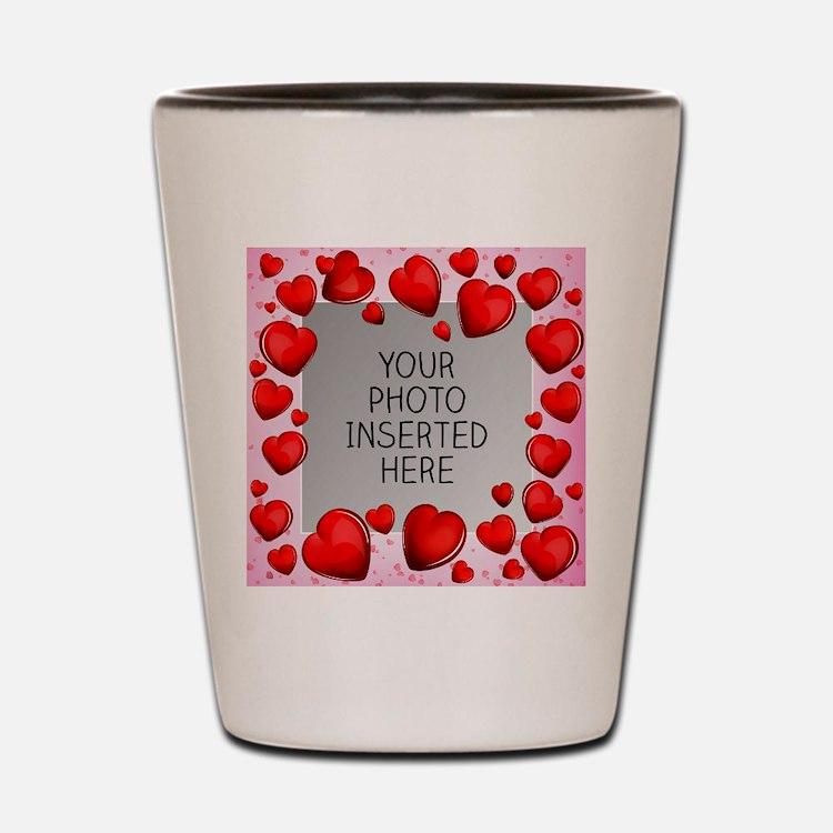 Give a Little Love Shot Glass