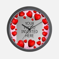 Give a Little Love Wall Clock