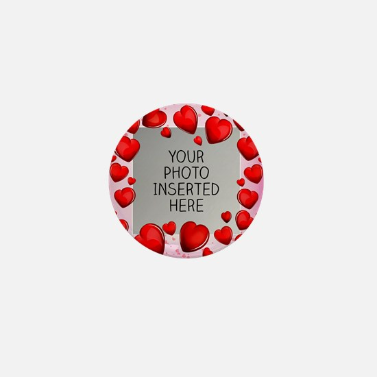 Give a Little Love Mini Button (100 pack)