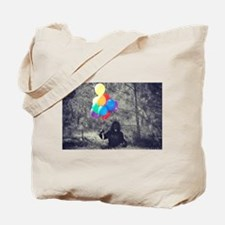 ape balloons Tote Bag
