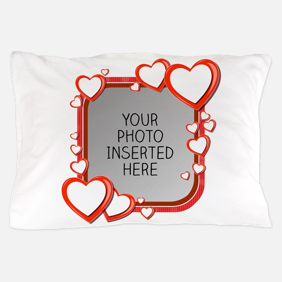 Sizes of Love Pillow Case