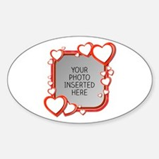 Sizes of Love Decal