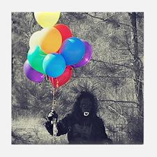 ape balloons Tile Coaster
