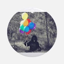 ape balloons Ornament (Round)