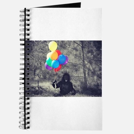 ape balloons Journal