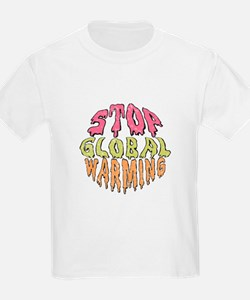 Earth Day / Stop Global Warming T-Shirt